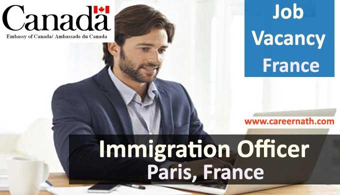 Immigration Officer Job