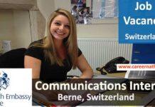 Communication Intern