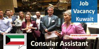 Consular Assistant