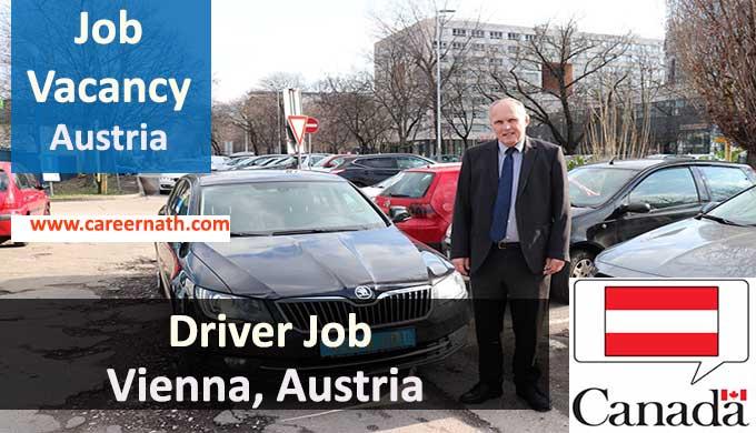 Driver Job Embassy
