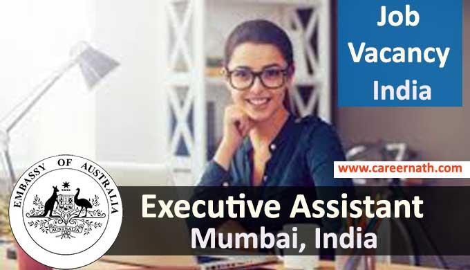 Executive Assistant Job