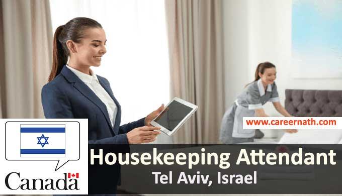 Housekeeping Attendant
