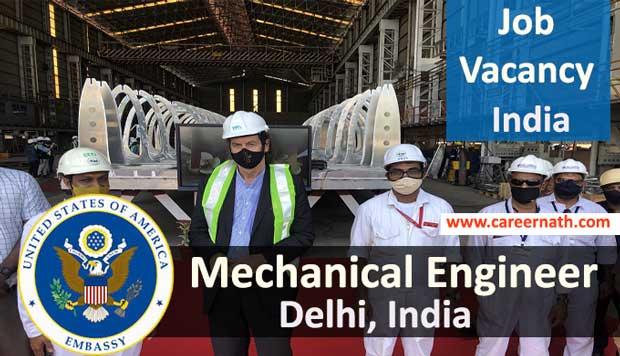 Mechanical Engineer Job