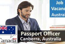 Passport Officer Job