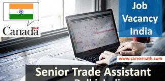 Trade Assistant Job