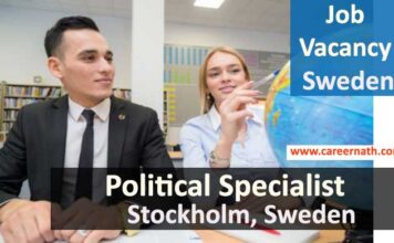 Political Specialist